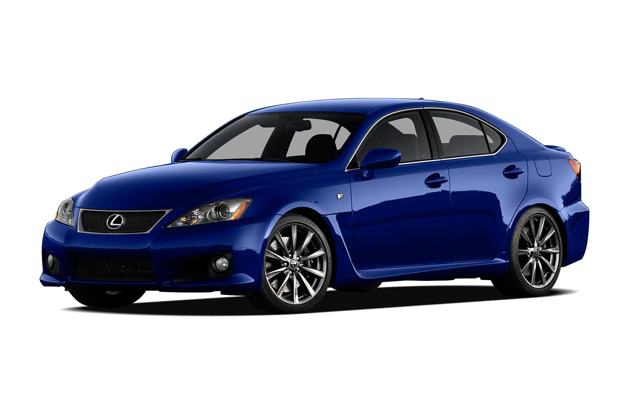 2012 Lexus IS-F