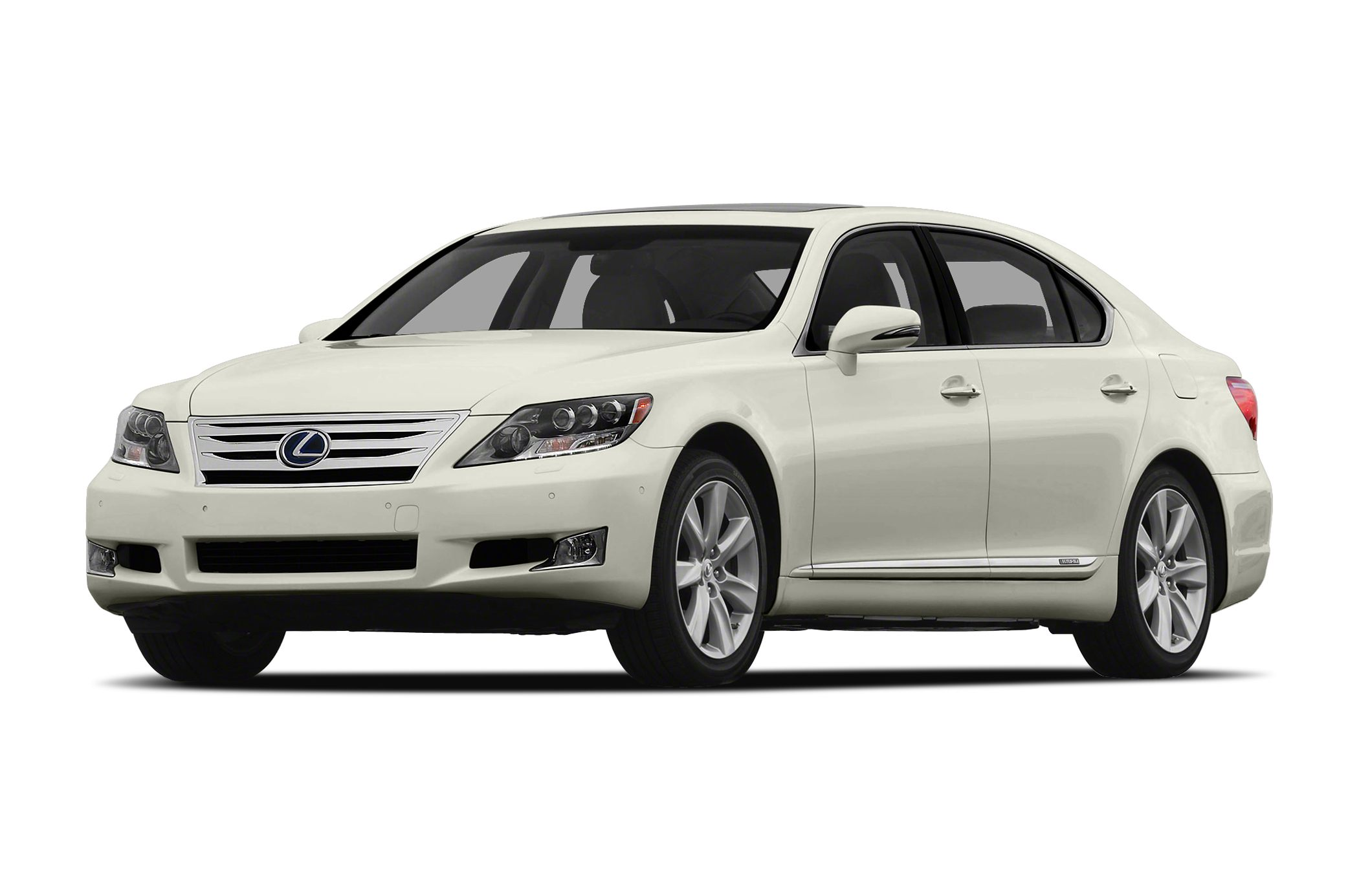 2012 Lexus LS 600h