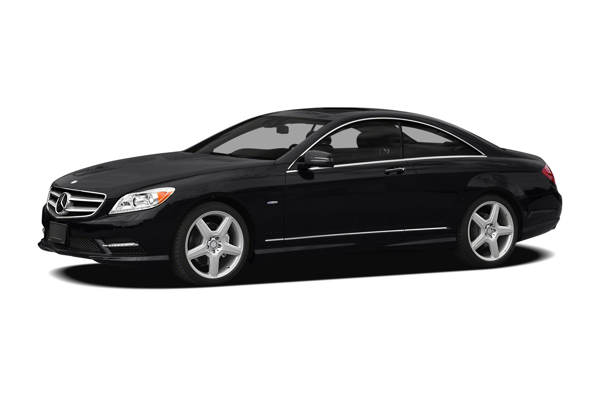 2012 Mercedes-Benz CL-Class