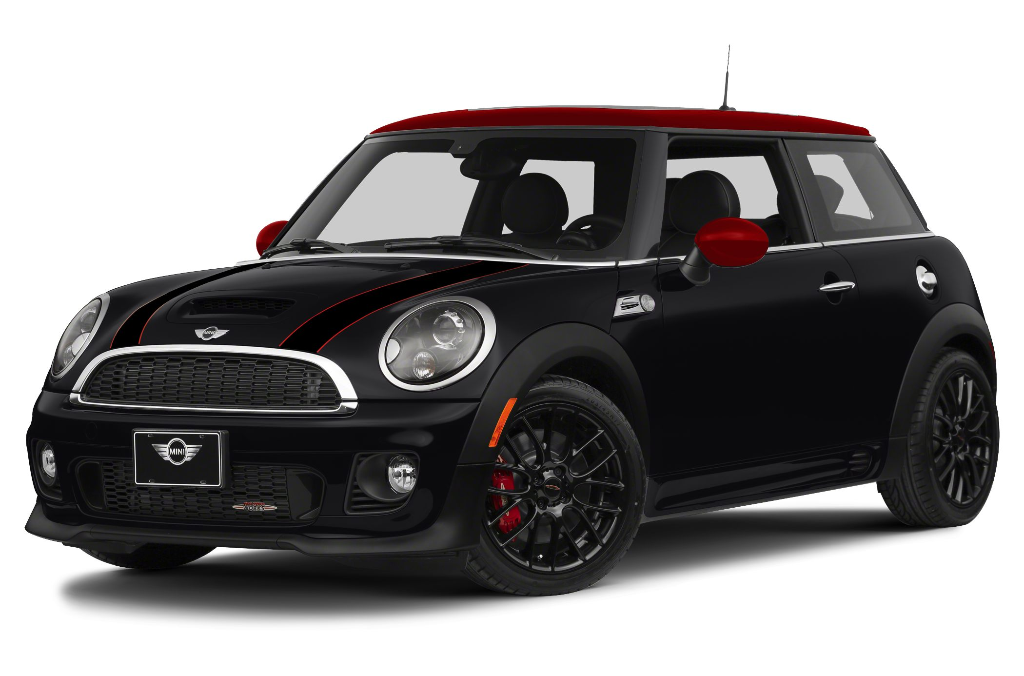 2012 MINI John Cooper Works