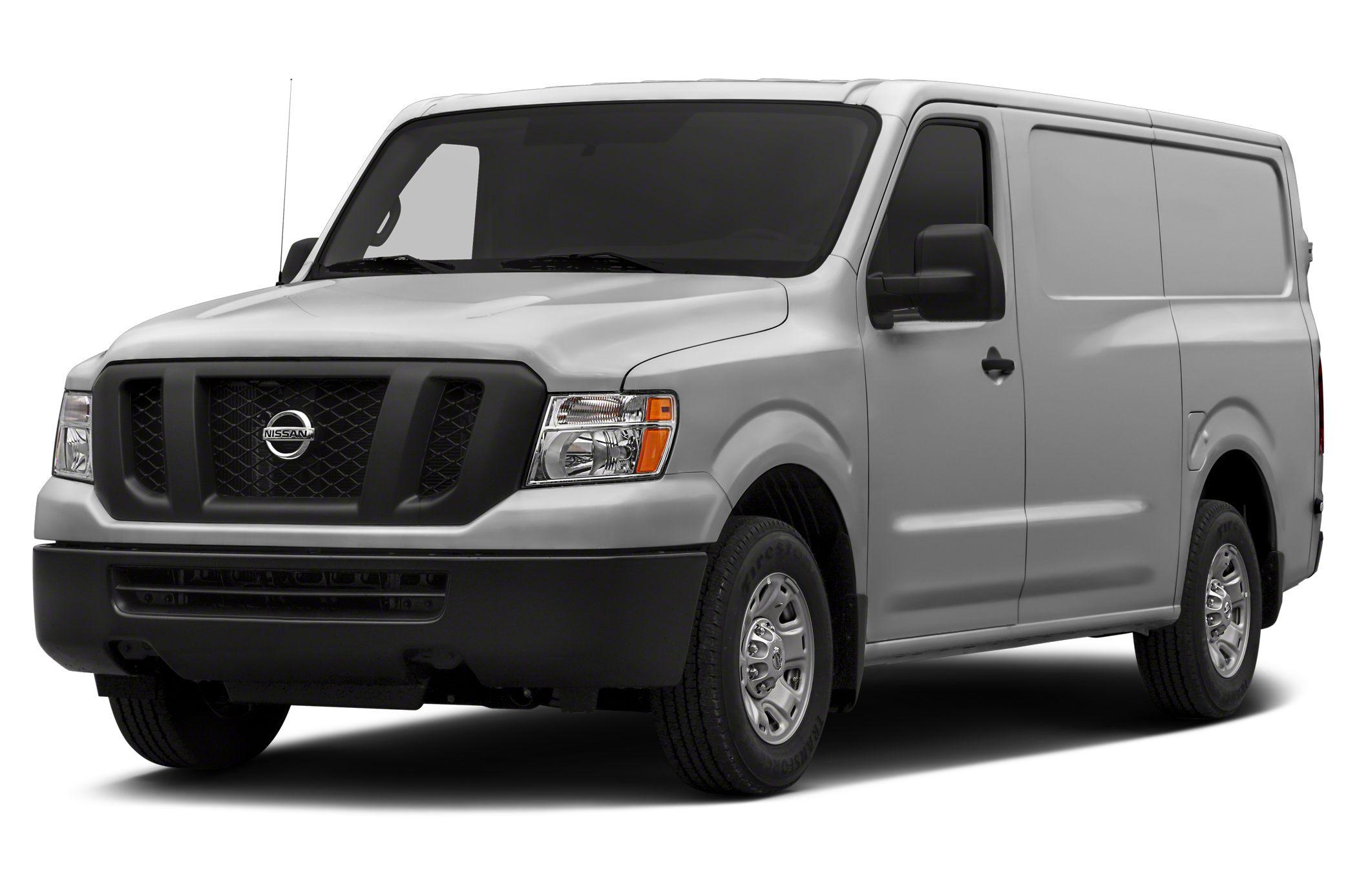 2013 Nissan NV Cargo NV1500
