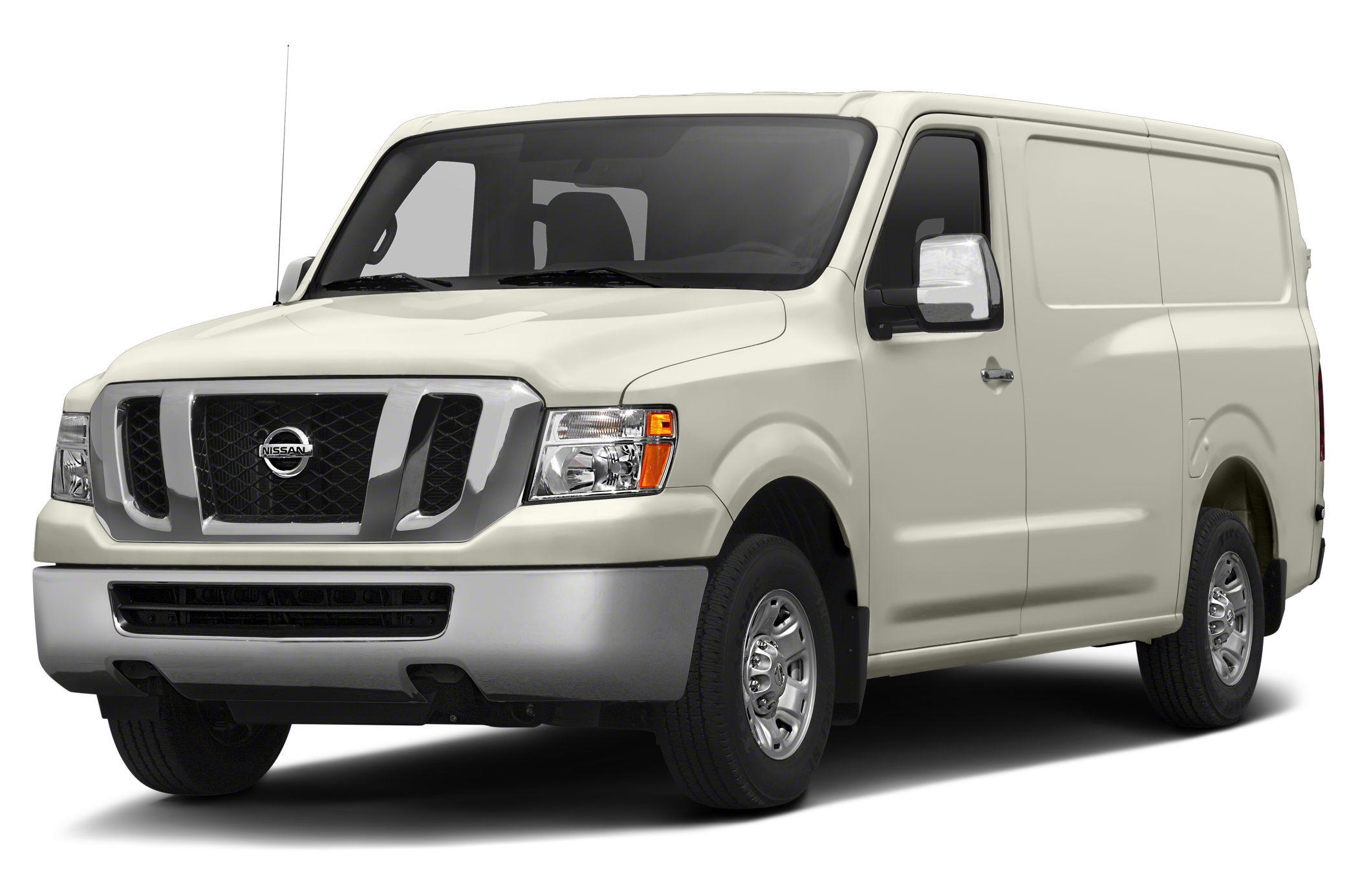 2013 Nissan NV Cargo NV2500 HD