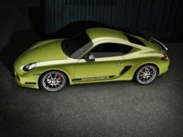2012 Porsche Cayman 2dr Rear-wheel Drive Coupe R