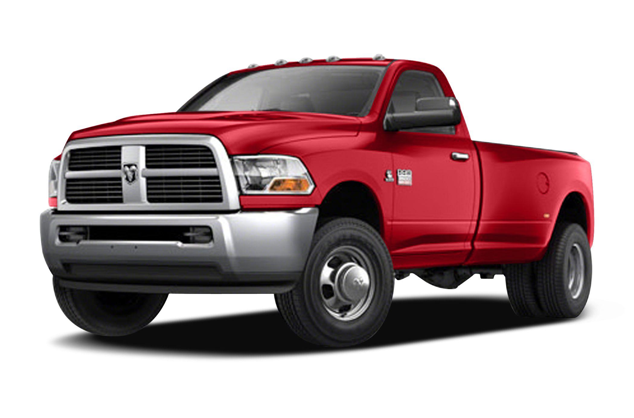 2012 RAM 3500