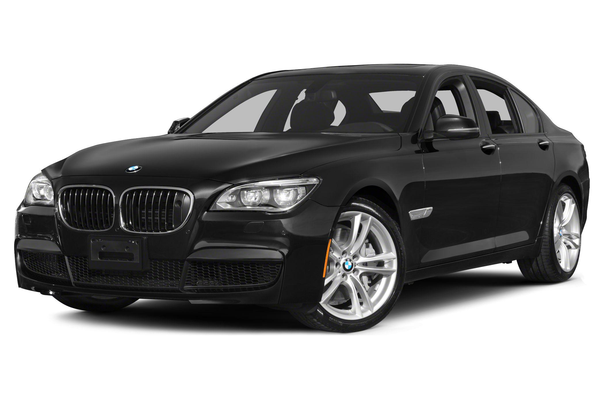 2013 BMW 760