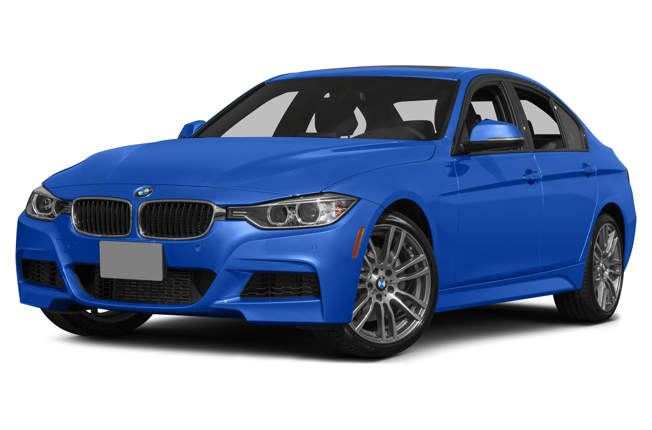 2015 BMW 335