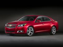 2013 Chevrolet Malibu 4dr Sedan LS