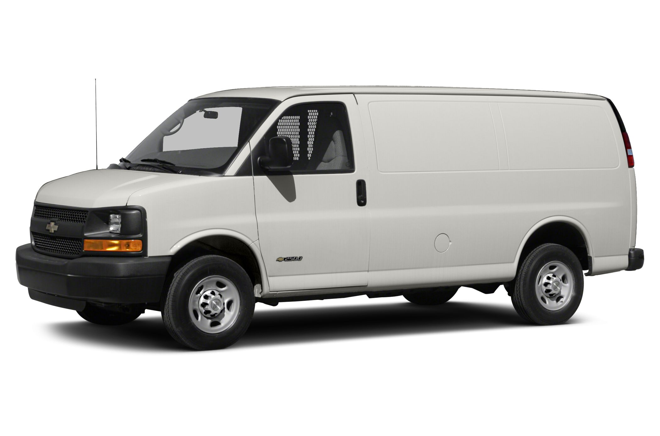 2013 Chevrolet Express 3500
