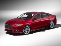 2013 Ford Fusion 4dr Front-wheel Drive Sedan SE