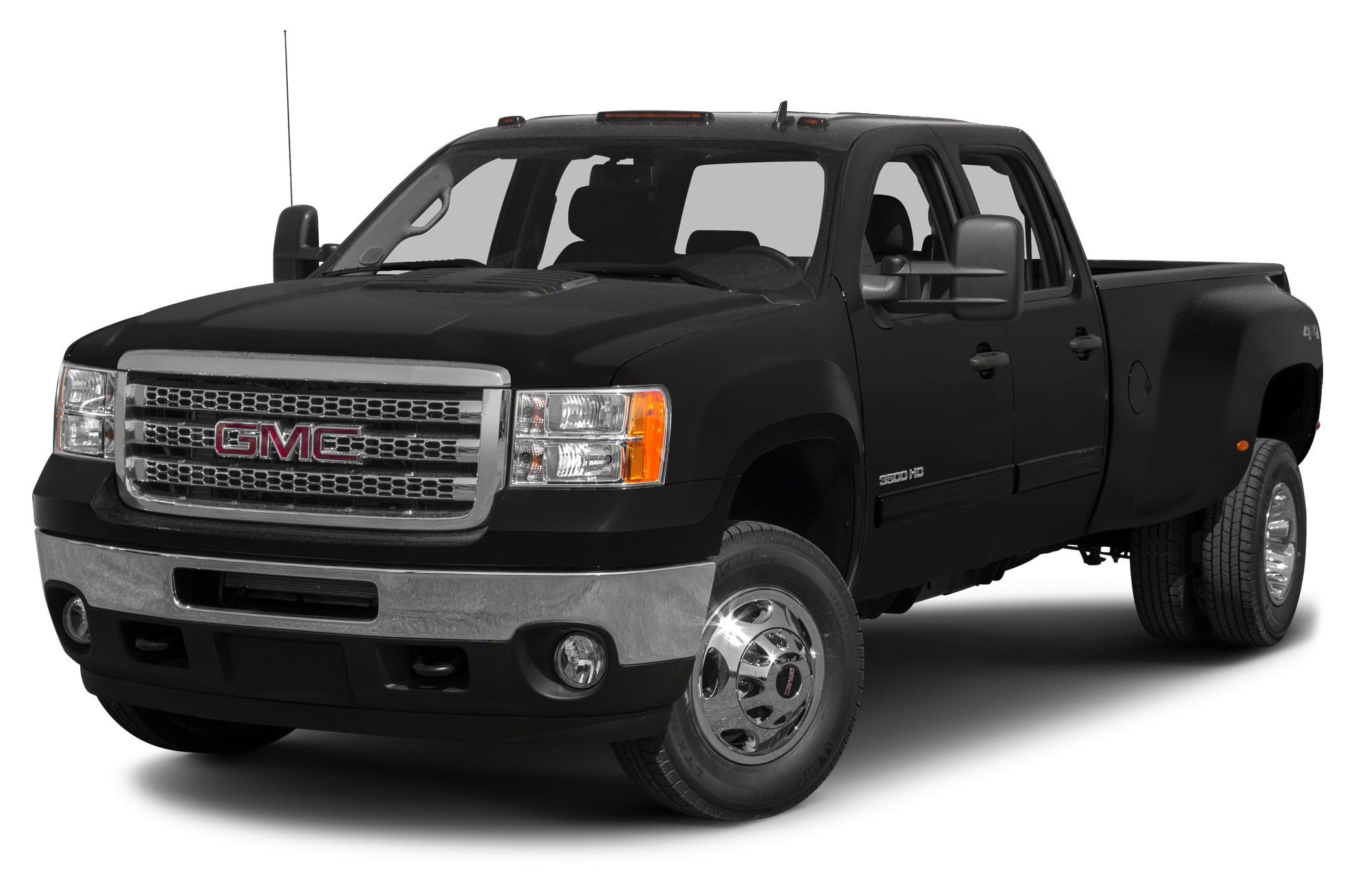 2013 GMC Sierra 3500HD