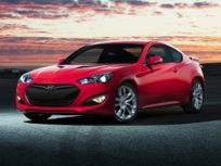 2013 Hyundai Genesis Coupe 2dr Rear-wheel Drive 3.8 GT
