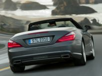 2013 Mercedes-Benz SL-Class SL550 2dr Roadster Base