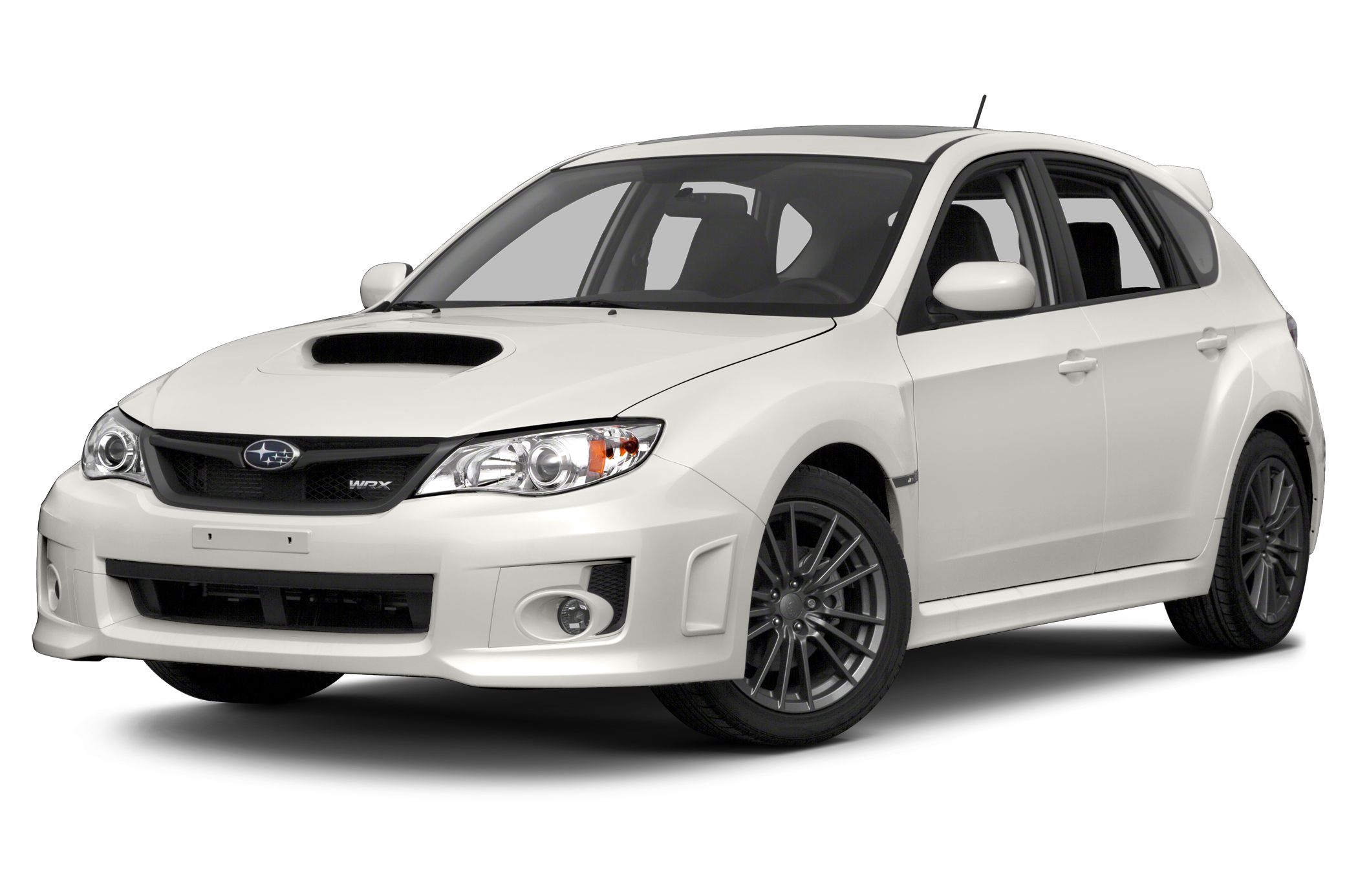 2013 Subaru Impreza WRX