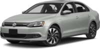 2013 Jetta Turbocharged Hybrid