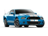 2013 Ford Shelby GT500 2dr Coupe Base