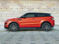 2015 Land Rover Range Rover Evoque 4x4 Coupe Pure Plus