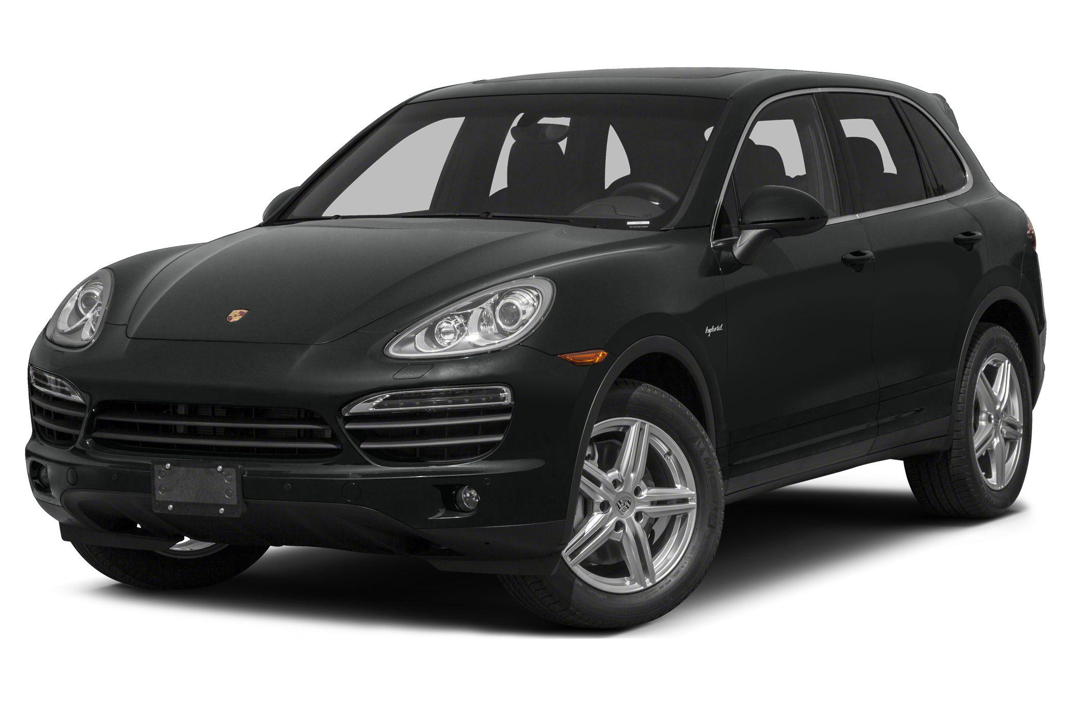 2014 Porsche Cayenne Hybrid