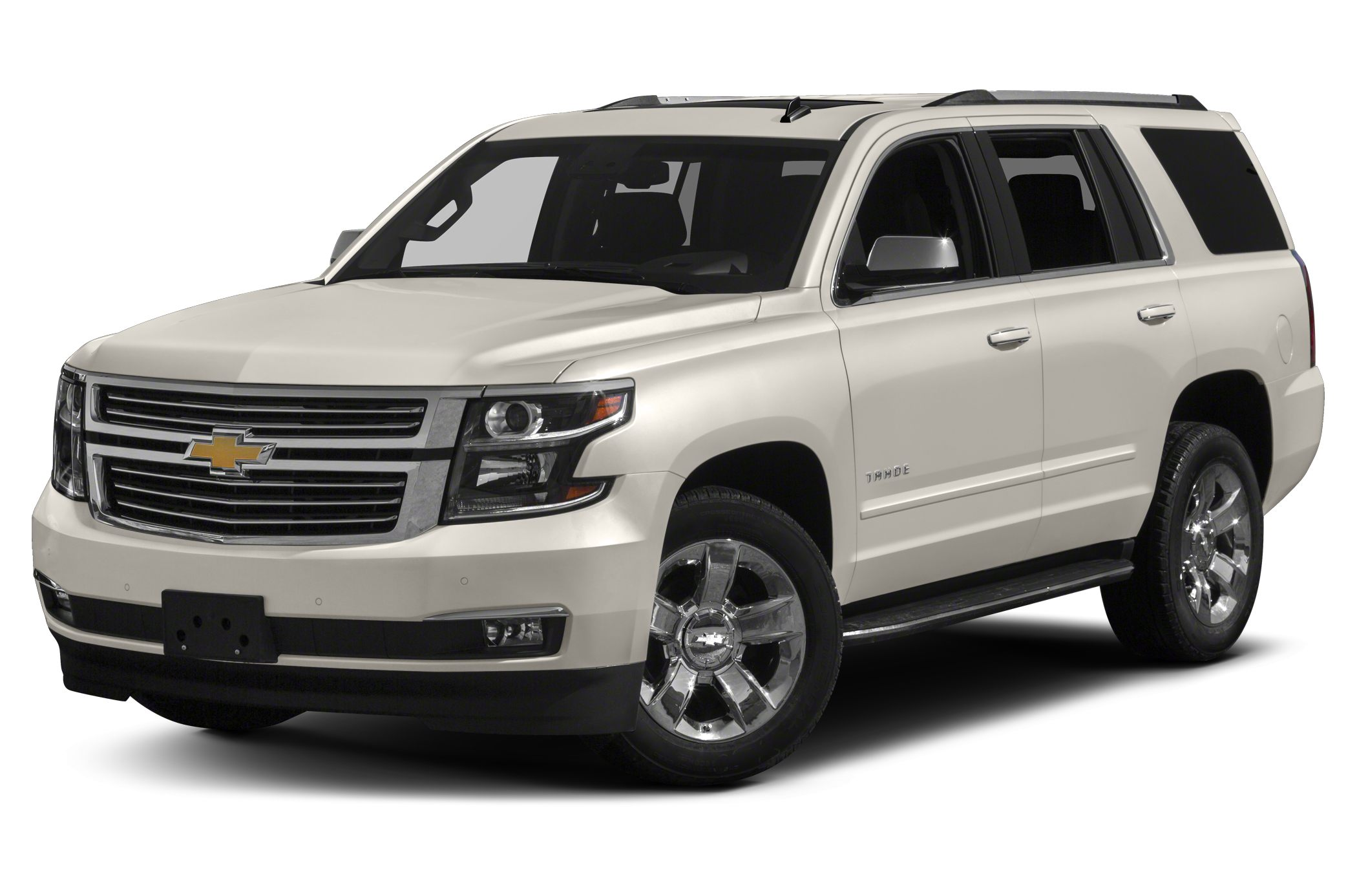 2015 Chevy Tahoe, Suburban And GMC Yukon Unveiled