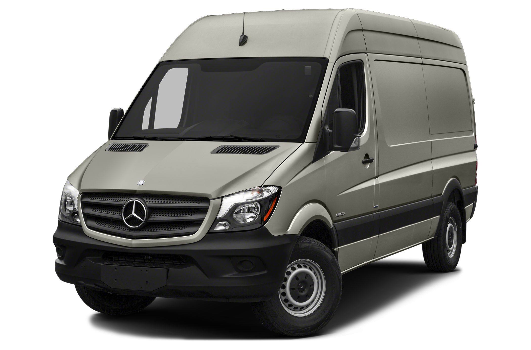 Mercedes benz sprinter news photos and buying information for Mercedes benz sprinter cargo van