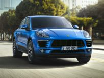2015 Porsche Macan 4dr All-wheel Drive S