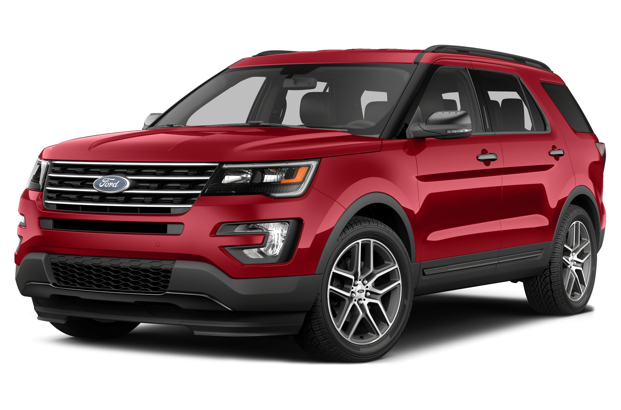 2016 ford explorer first drive w video. Black Bedroom Furniture Sets. Home Design Ideas