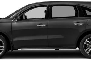 2017 Acura MDX 4dr SH-AWD