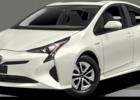 2017 Toyota Prius 4dr Hatchback