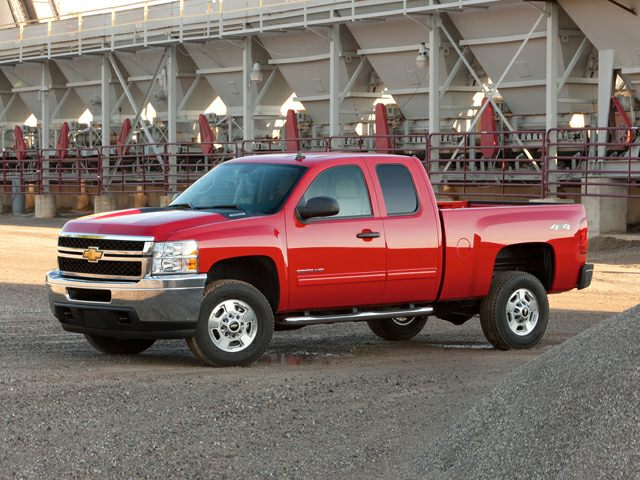 2012 Chevrolet Silverado 3500HD