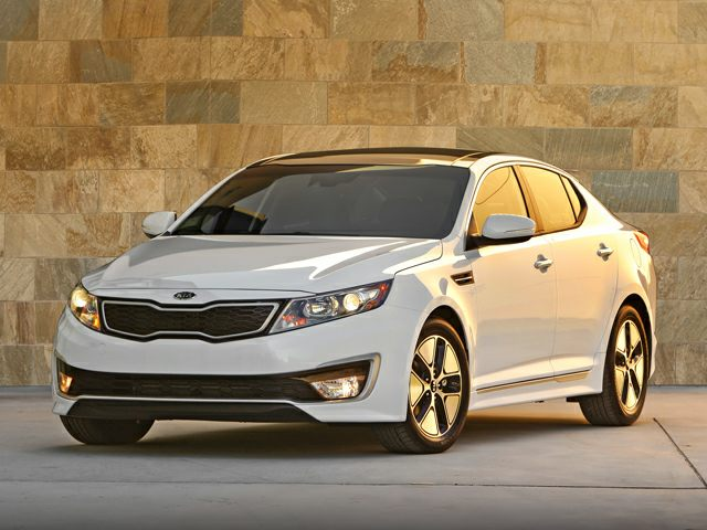 2013 Kia Optima Hybrid