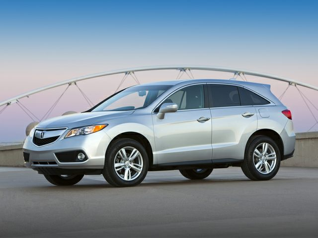 2013 Acura RDX 4dr All-wheel Drive Base 