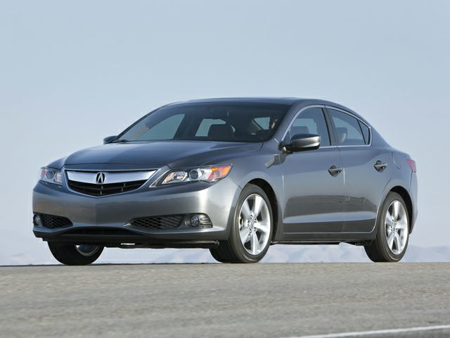 2014 Acura ILX Upgraded With Heated Leather Seats, Active Noise Cancellation