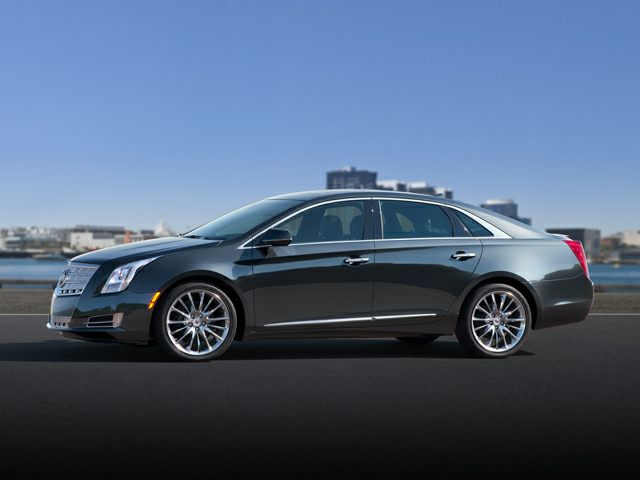 2014 Cadillac XTS To Get 410-HP Engine, Automatic Parking Assist
