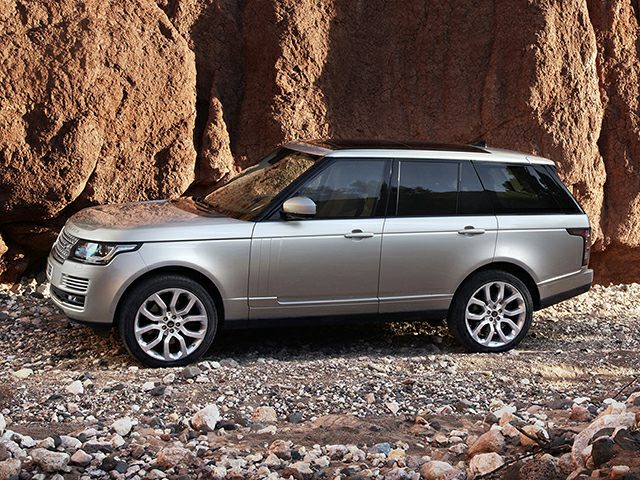 2013 Land Rover Range Rover 4dr All-wheel Drive Base