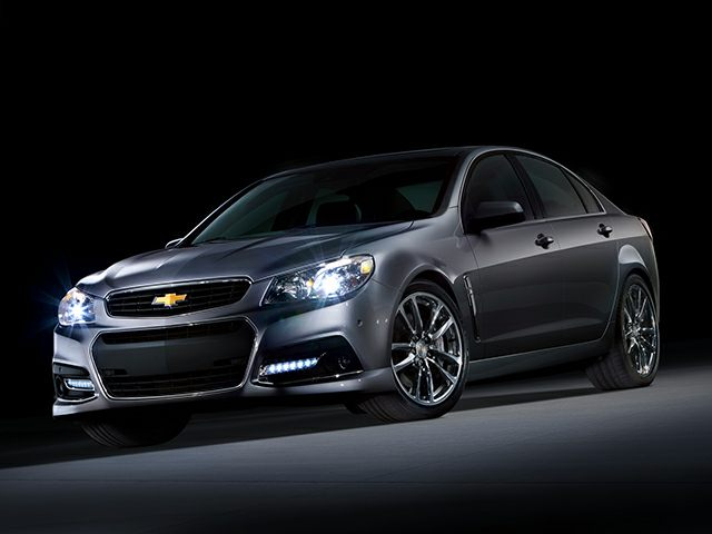 2015 Chevy SS Will Have Manual Transmission Option