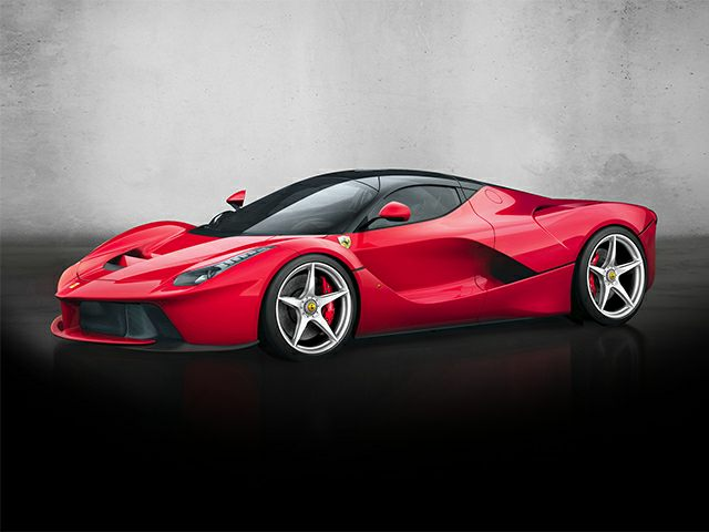 Ferrari LaFerrari 2015