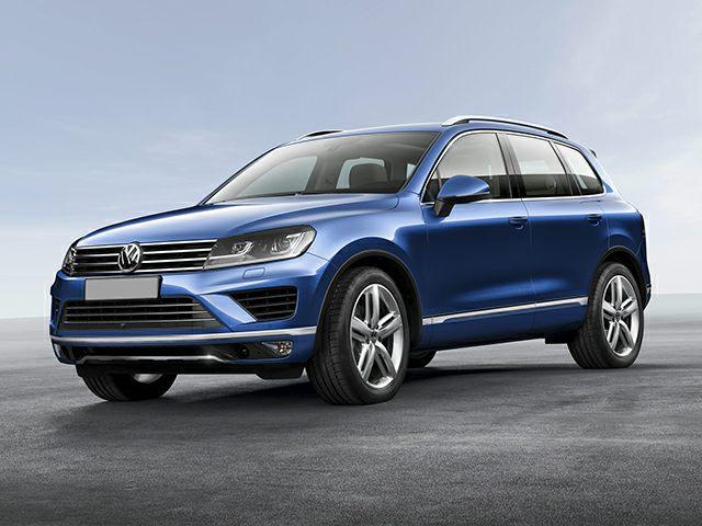 2015 Volkswagen Touareg Hybrid