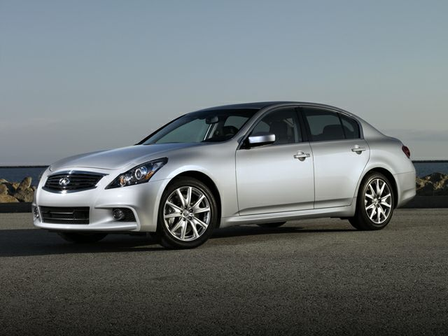 2012 Infiniti G37x