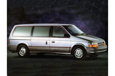 1984 Dodge Caravan Inches Longtodaygrand