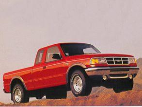 1994 ford ranger 4x4 super cab flareside 125 4 in wb. Black Bedroom Furniture Sets. Home Design Ideas