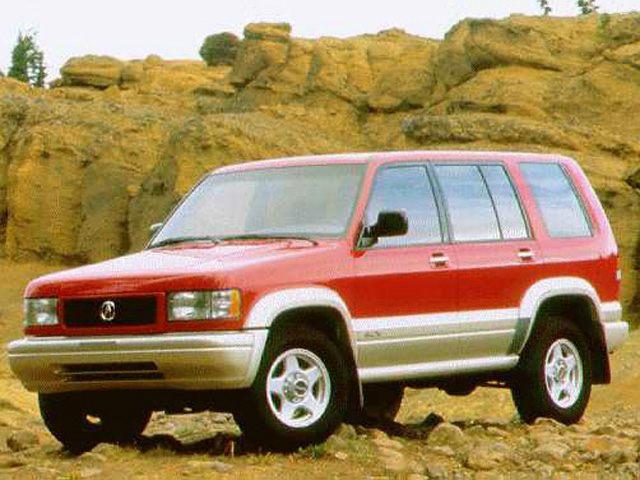 Acura  on 1996 Acura Slx 4dr 4x4 Sport Utility Base Specs   Web2carz