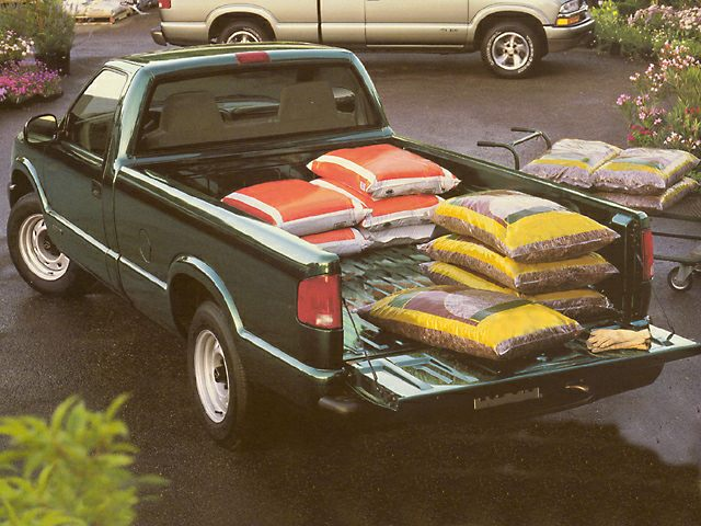 1999 Chevrolet S-10