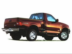 1998 ford f 150 4x4 super cab flareside 138 8 in wb. Black Bedroom Furniture Sets. Home Design Ideas