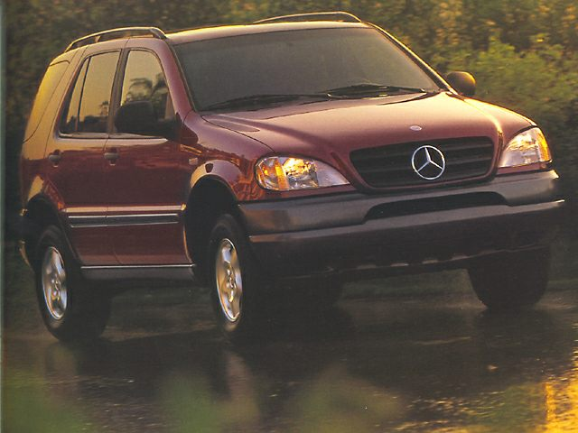 Used Cars in Las Vegas 1998 Mercedes Benz M-Class