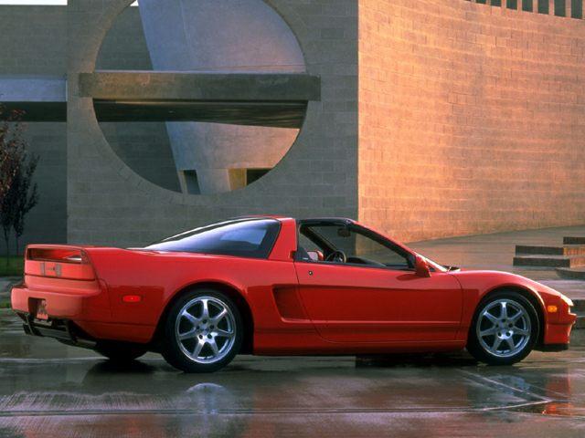 1999 Acura NSX-T