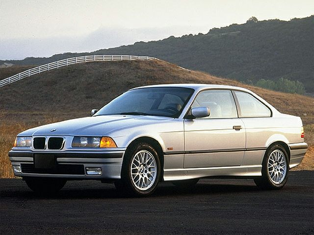1999 BMW 323