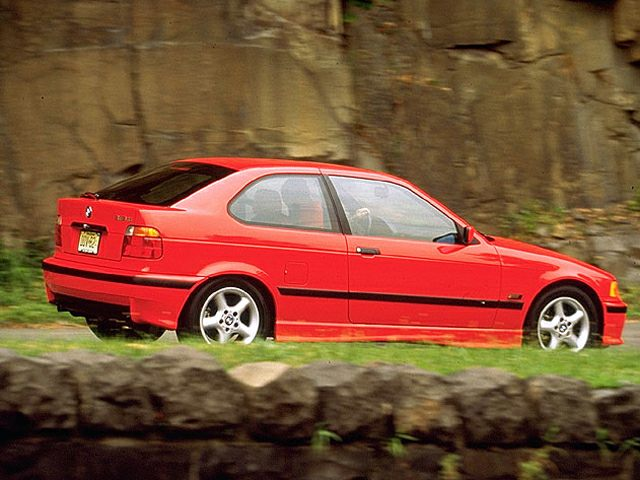 1999 BMW 318