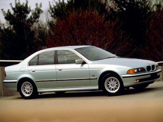 1999 BMW 528