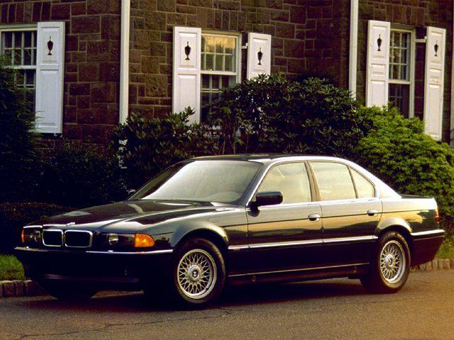 1999 BMW 740