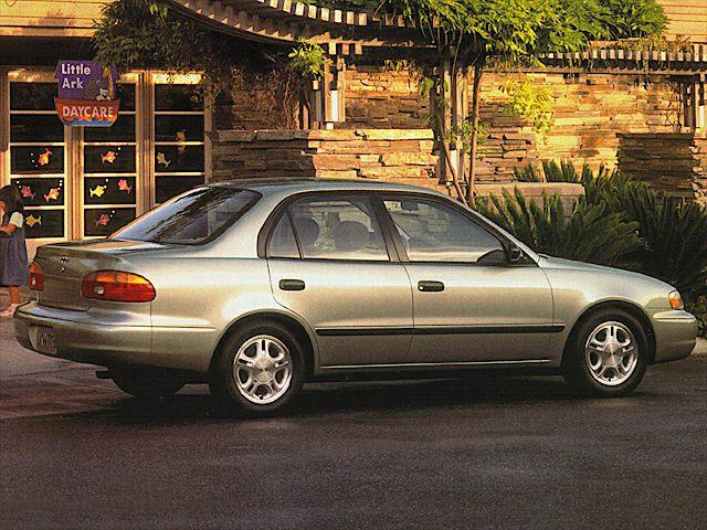 1999 Chevrolet Prizm