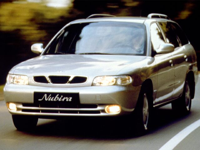 1999 Daewoo Nubira